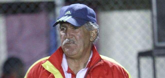 Juan Ramón Silva, queda fuera de Sociedad Deportiva Aucas (Foto: API)