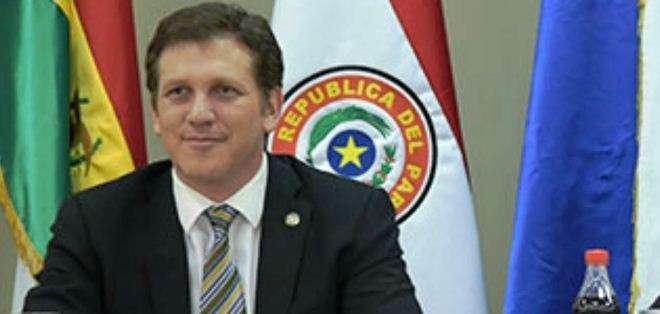Alejandro Domínguez, presidente de la Asociación Paraguaya de Fútbol (Foto: Internet)