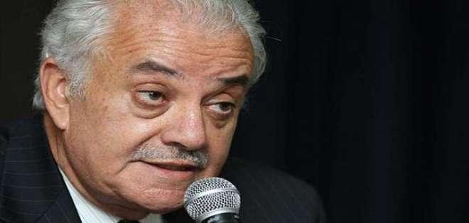 QUITO.- El fiscal Galo Chiriboga pedirá información a las autoridades estadounidenses sobre el caso FIFA. Foto: Web