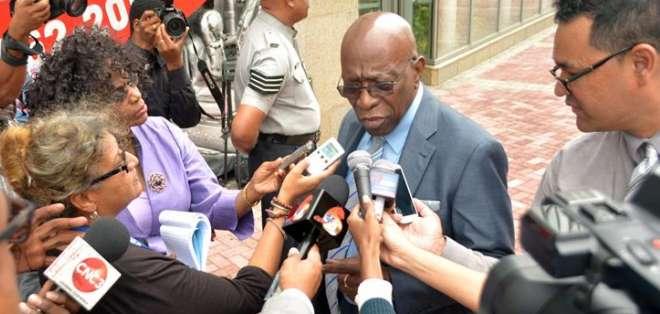 Warner está dispuesto a decir todo lo que ha pasado pero teme por su integridad. Foto: EFE