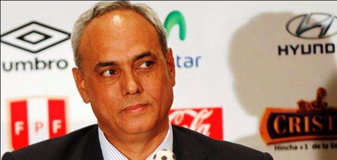 Manuel Burga, expresidente de la Federación Peruana de Fútbol (Foto: Internet)