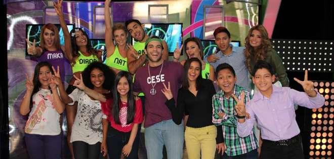 ¡Los niños de Factor X Kids invitados en Yingo!
