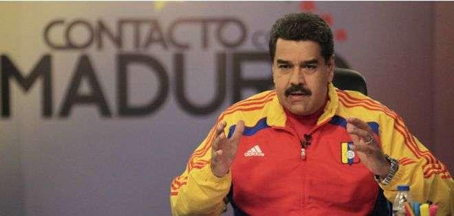 El presidente venezolano no se reunirá con el papa como estaba previsto.