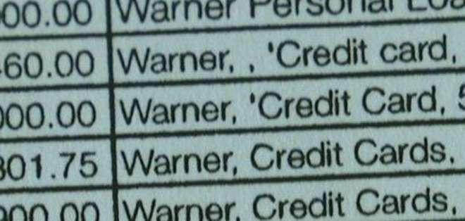 La BBC obtuvo documentos sobre pagos a cuentas de Jack Warner.