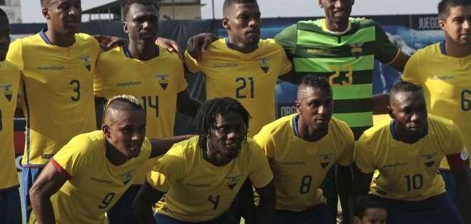 Ecuador ocupa el penúltimo puesto en la clasificación histórica de la Copa América, con 111 partidos, catorce triunfos, veinte empates y 77 derrotas. Foto: API.