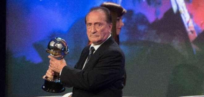 Eugenio Figueredo estaría implicado en casos de corrupción de la FIFA.