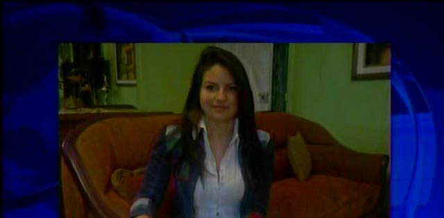 QUITO, Pichincha. Laura perdió todo su cuero cabelludo y para reinsertarlo fue sometida a tres cirugías, lamentablemente estas operaciones no fueron exitosas. Fotos: captura de video