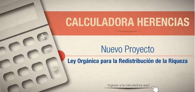 El resultado que la calculadora arroja servirá cuando se tramite el pago del impuesto.