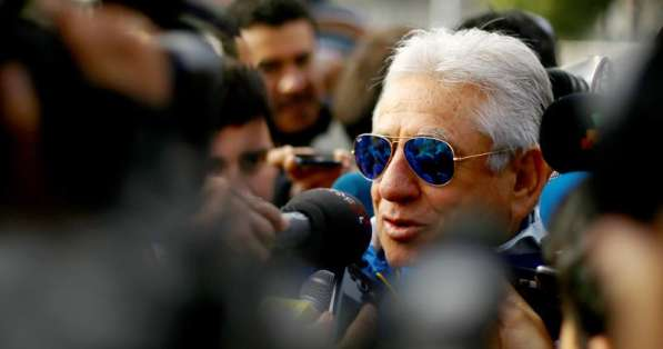 Chiriboga buscará reuniones con los presidentes de la Conmebol. Foto: EFE.