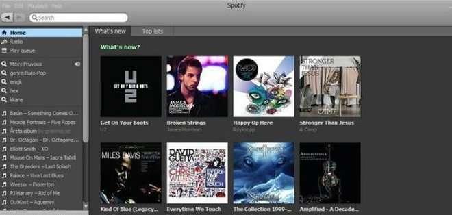 """Spotify hizo públicos estos datos dos días después de que Apple anunciara que entra en el negocio del """"streaming"""" musical con el servicio Apple Music."""