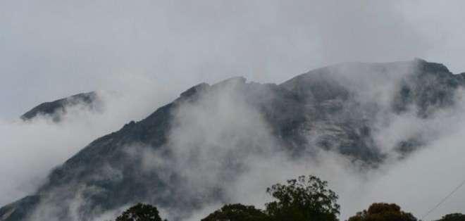 El Monte Kinabalu es el más alto de Malasia. Los locales creen que el lugar es donde descansan los espíritus de sus ancestros.