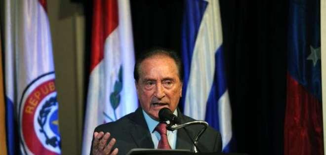 La justicia de Uruguay tiene vía libre para investigar a Eugenio Figueredo, actual vicepresidente de la FIFA.