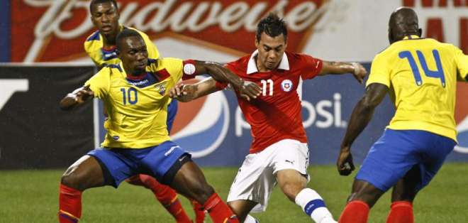 Chile y Ecuador disputan esta tarde el primer partido de la Copa América.