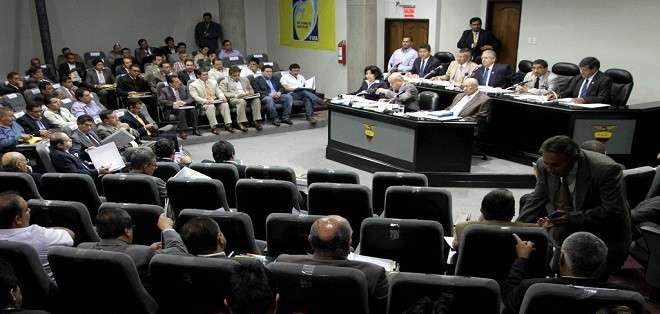 Comité Ejecutivo de la FEF.