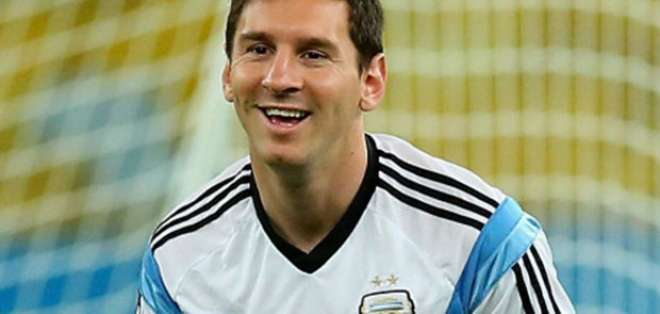 """El argentino Lionel Messi es el objetivo a marcar por parte de los rivales que tendrá la """"albiceleste""""."""
