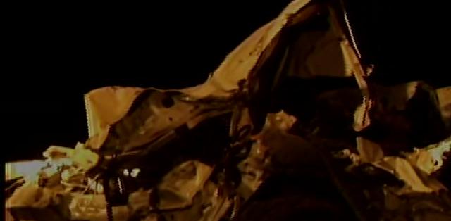ECUADOR. Un accidente de tránsito en la vía Panamericana que une Latacunga con Salcedo, provocó la muerte de tres personas de una misma familia. Fotos: captura de video