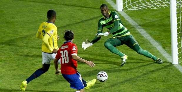 Ecuador debe jugar ante Bolivia el próximo lunes. Foto: EFE.