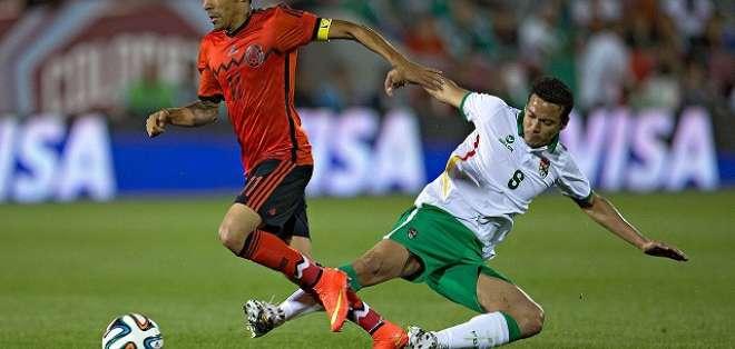 El encuentro entre las selecciones de México y Bolivia completa el grupo A del certamen internacional.