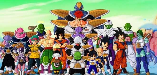 Esta cronología no toma en consideración Dragon Ball GT, ni tampoco el final de Dragon Ball Z. Foto: Web.
