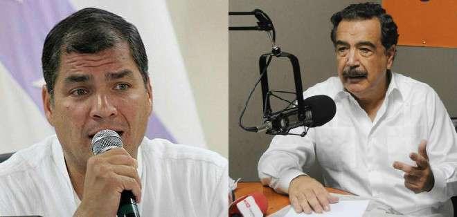 ECUADOR. El alcalde de Guayaquil llamó al presidente Correa a obedecer la voluntad de más del 70%  de la población que pide el archivo definitivo de las leyes de herencias y plusvalía. Foto: Archivo