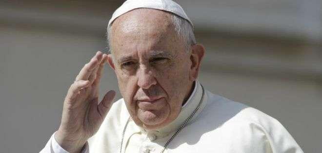 En la encíclica el pontífice hace un llamado a proteger a nuestro planeta de la degradación medioambiental.