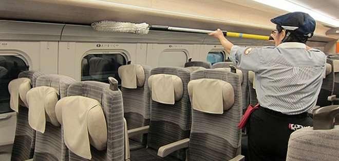 """JAPÓN. El video titulado """"7-Minute Miracle"""" (Milagro en siete minutos) es obra de la periodista neoyorquina Charli James. Fotos: captura de video"""