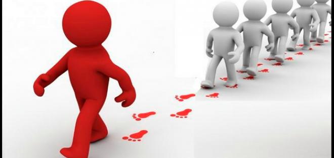El líder es una persona que se distingue del resto y es capaz de tomar decisiones acertadas. Fotos: Pixabay.com