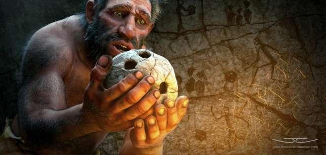 Los primeros humanos modernos en Europa tuvieron un antepasado neandertal.