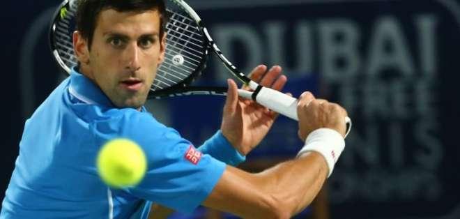 El serbio Novak Djokovic sigue al frente de la clasificación de la ATP, seguido muy de cerca por Federer y Murray.
