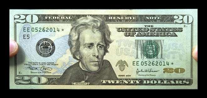La circulación de billetes de 20 dólares falsos preocupa a los propietarios de negocios en Guayaquil. Foto: Web Referencial.