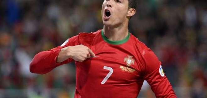 El portugués Cristiano Ronaldo podría jugar en los Juegos Olímpicos de Rio de Janeiro en 2016.