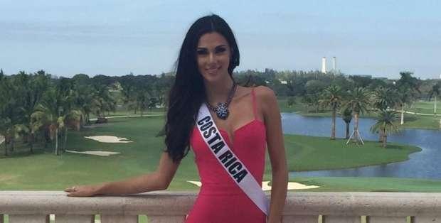 Televisora de Costa Rica (Teletica), que organiza el Miss Costa Rica, informó hoy su decisión