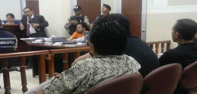 El Tribunal que lo sentenció lo hizo bajo una figura distinta a la de tentativa de femicidio. Foto: Fiscalía.