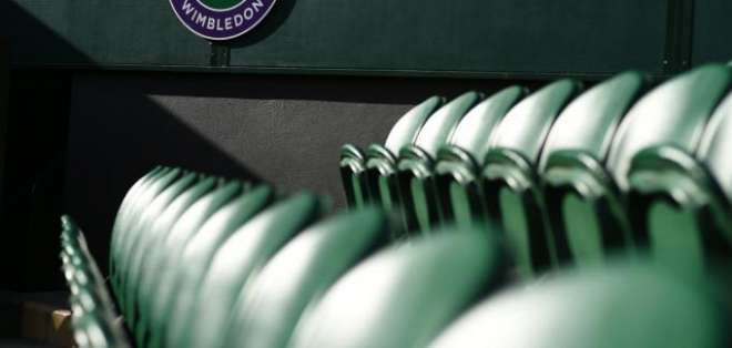 En la jornada del viernes de Wimbledon habrá un minuto de silencio por el atentado perpetrado en Túnez.