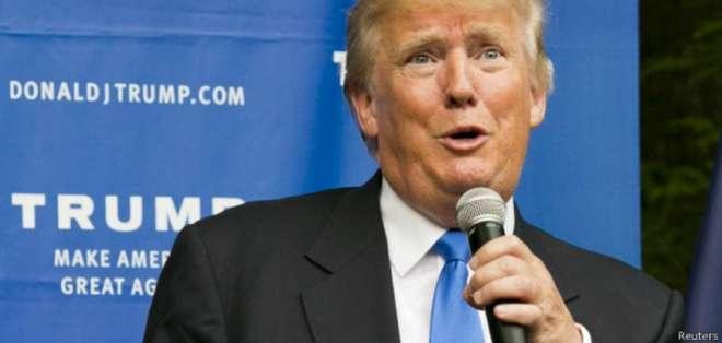 A pesar de las reacciones negativas contra sus declaraciones, Donald Trump no deja de comentar sobre México.