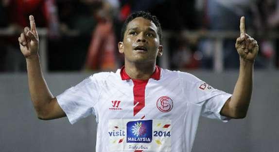 Bacca es el goleador del Sevilla.
