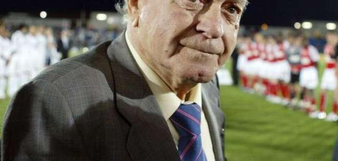 Alfredo Di Stéfano cumple este martes el primer año de su fallecimiento.