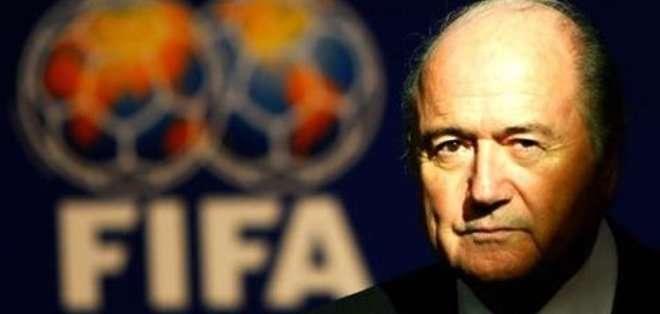 El presidente de la FIFA preocupado por el futuro del ente. Foto: EFE.