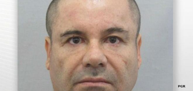 Joaquín Guzmán Loera, El Chapo, antes de fugarse de prisión.