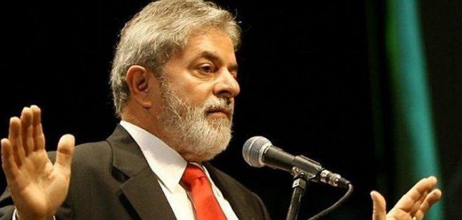 BRASIL. Lula desarrolló una intensa actividad de conferenciante tanto en Brasil como en el extranjero. Foto: Archivo