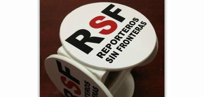 """Según RSF estos mandatarios """"no toleran ningún desacuerdo y ningún debate""""."""