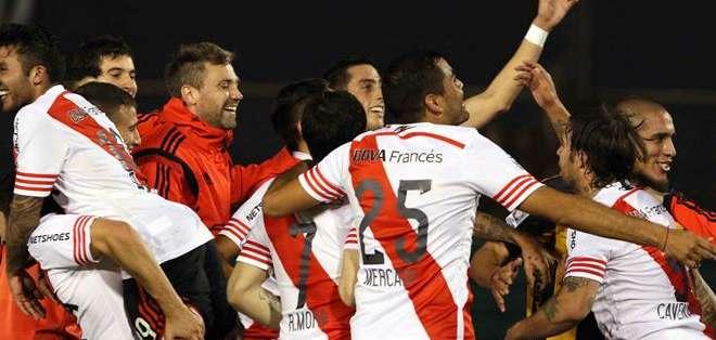 ASUNCIÓN, Paraguay.- El elenco argentino empató 1-1 con Guaraní y selló su pase. Fotos: EFE