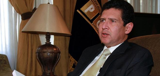 QUITO, Pichincha.-  Diego García, titular de la Procuraduría General del Estado, comunicó en una misiva que acudirán a otras instancias legales para dejar esta decisión 'sin efecto'. Foto: Archivo.