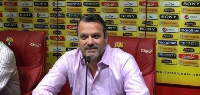 Para Luis Noboa, la marca que viste a Barcelona está haciendo bien las cosas.