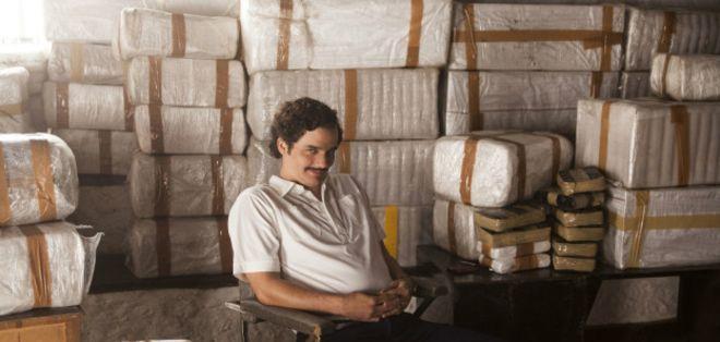 """El acento brasileño del actor Wagner Moura, quien interpreta a Escobar en la serie """"Narcos"""", no es el único detalle poco realista de la producción."""