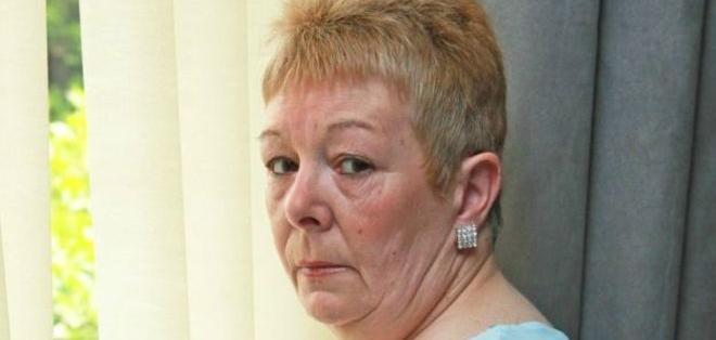 """Susan Copestick dice que ha sufrido de """"pesadillas recurrentes"""" desde la violación."""