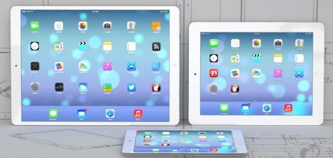 Apple desveló el miércoles su mayor tableta hasta ahora, el iPad Pro, presentada como la más poderosa de la gama y de un formato mayor. Foto referencial