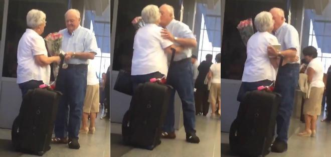Un tierno video demuestra que el verdadero amor puede durar para siempre.