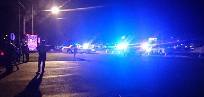 EE.UU.- El hecho se registró la noche de este 30 de septiembre en la localidad de Inglis, Florida. Foto: Internet