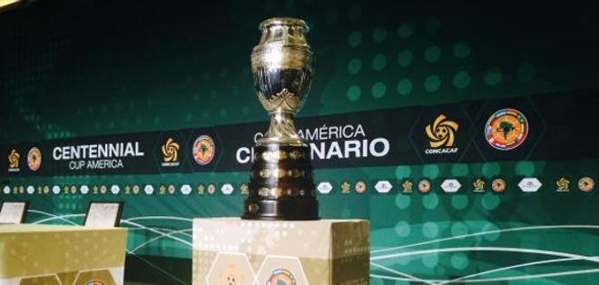 SANTIAGO, Chile.- En mayo de 2014 la Conmebol y la Concacaf anunciaron que realizarían una edición conmemorativa en Estados Unidos de los 100 años de la Copa América. Foto: Web.